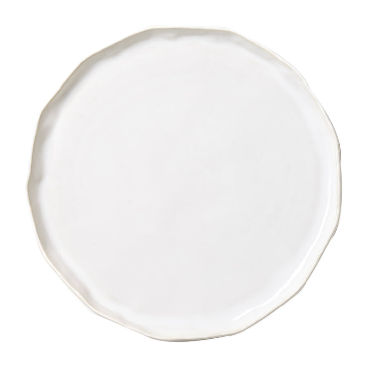 Forma Cloud Small Round Platter/Charger by VIETRI