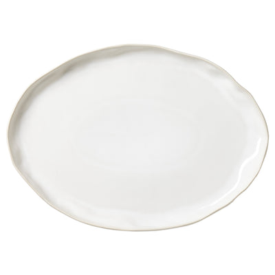 Forma Cloud Large Oval Platter by VIETRI