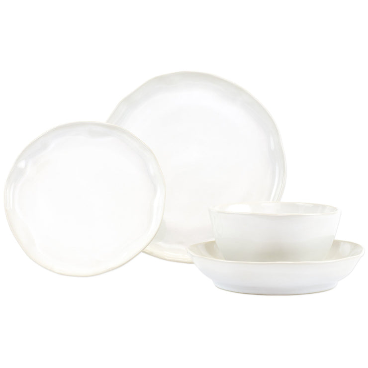 Forma Cloud Four-Piece Place Setting by VIETRI