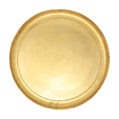 Florentine Wooden Accessories Medium Round Tray by VIETRI