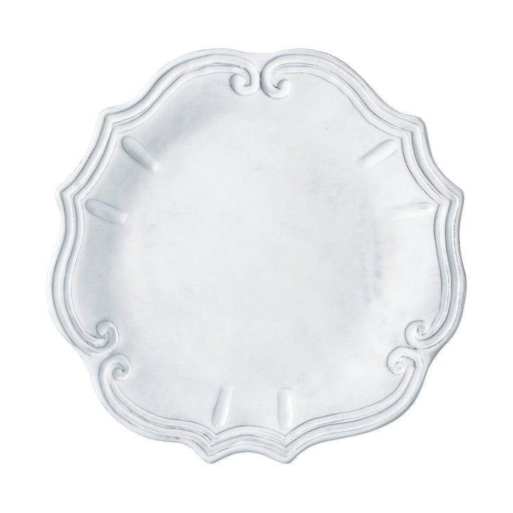 Incanto Baroque Dinner Plate by VIETRI
