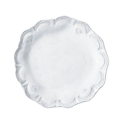 Incanto Lace Dinner Plate by VIETRI