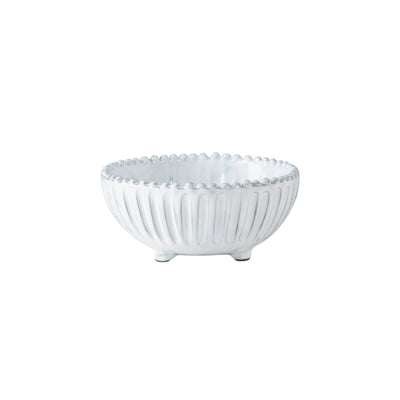 Incanto Stripe Footed Bowl by VIETRI
