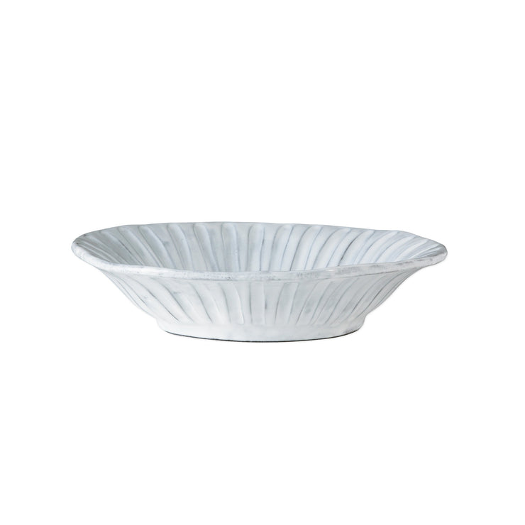 Incanto Stripe Pasta Bowl by VIETRI