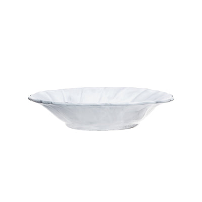 Incanto Ruffle Pasta Bowl by VIETRI