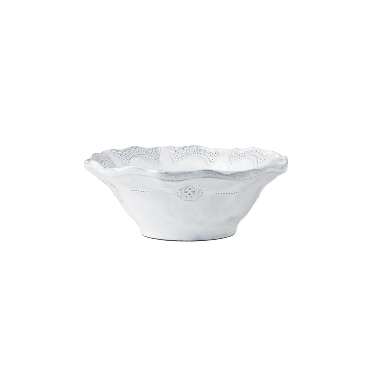 Incanto Lace Cereal Bowl by VIETRI