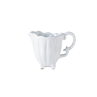 Incanto Scallop Creamer by VIETRI