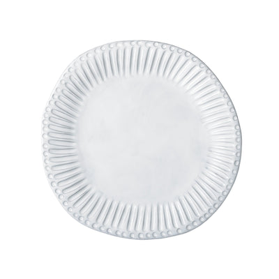 Incanto Stripe European Dinner Plate by VIETRI