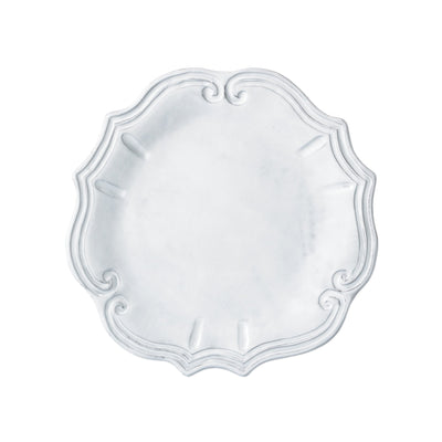 Incanto Baroque European Dinner Plate by VIETRI