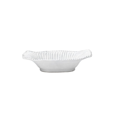 Incanto Stripe Small Au Gratin Dish by VIETRI