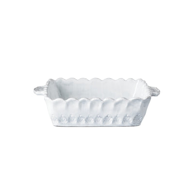 Incanto Lace Small Square Baking Dish by VIETRI
