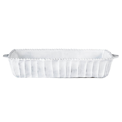 Incanto Stripe Medium Rectangular Baking Dish by VIETRI