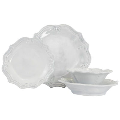 Incanto Baroque Four-Piece Place Setting by VIETRI