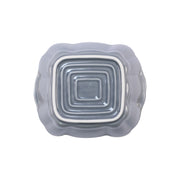 Italian Bakers Gray Small Square Baker by VIETRI