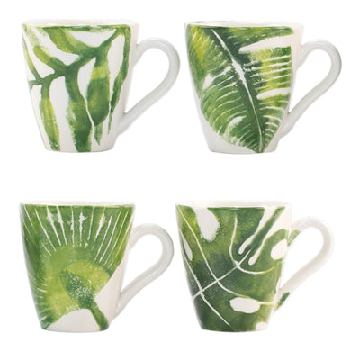 Into the Jungle Assorted Mugs – Set of 4