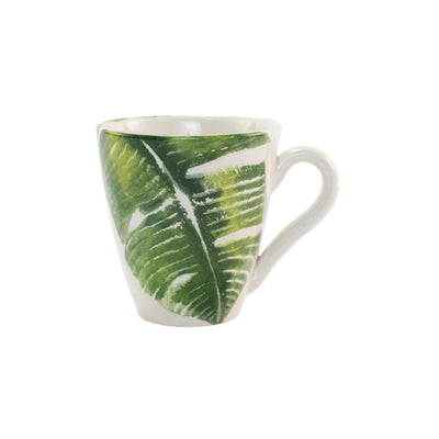 Into the Jungle Banana Leaf Mug