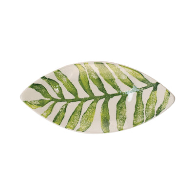 Into the Jungle Small Pointed Tray by VIETRI