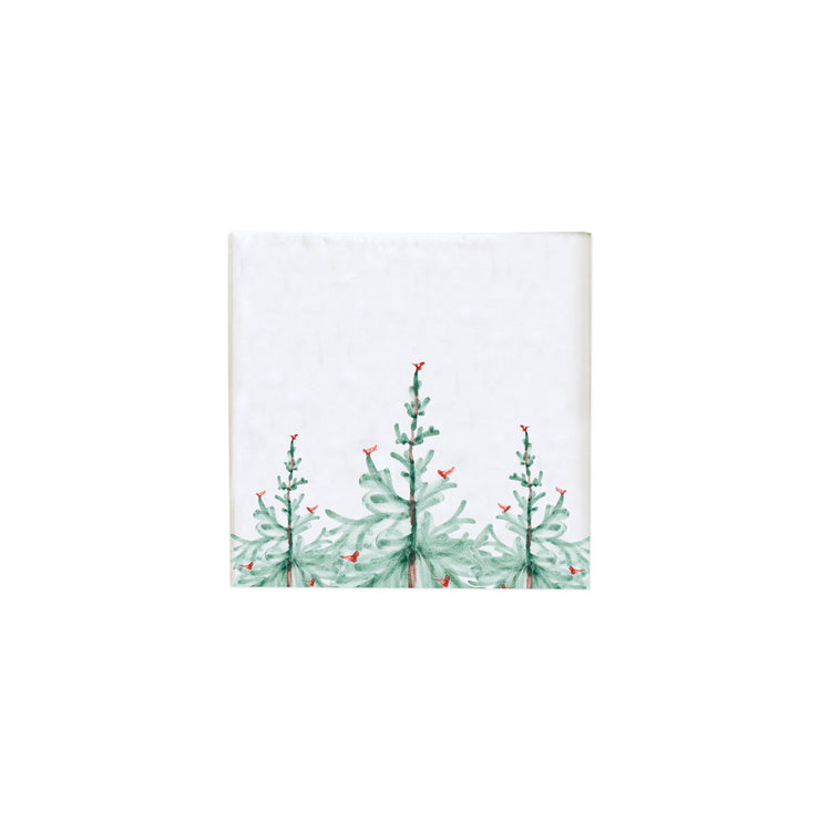 Lastra Holiday Cocktail Napkins (Pack of 20) by VIETRI