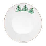 Lastra Holiday Large Shallow Serving Bowl by VIETRI