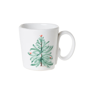 Lastra Holiday Mug by VIETRI