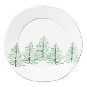Lastra Holiday Round Platter by VIETRI