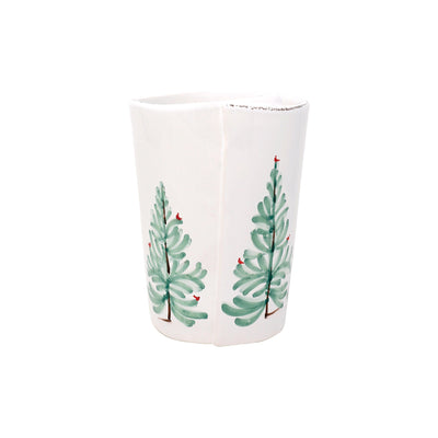 Lastra Holiday Utensil Holder by VIETRI