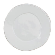 Lastra Light Gray Dinner Plate by VIETRI