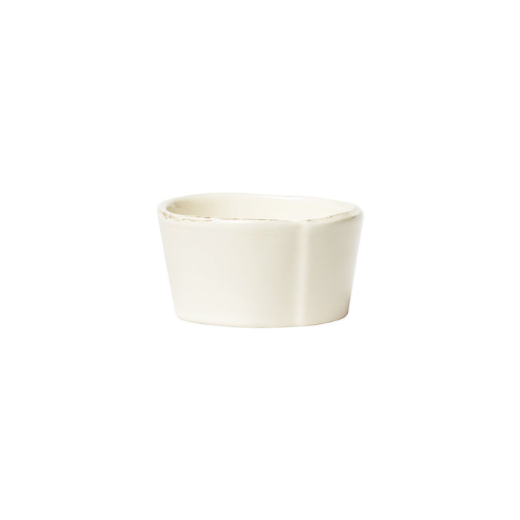 Lastra Condiment Bowl by VIETRI