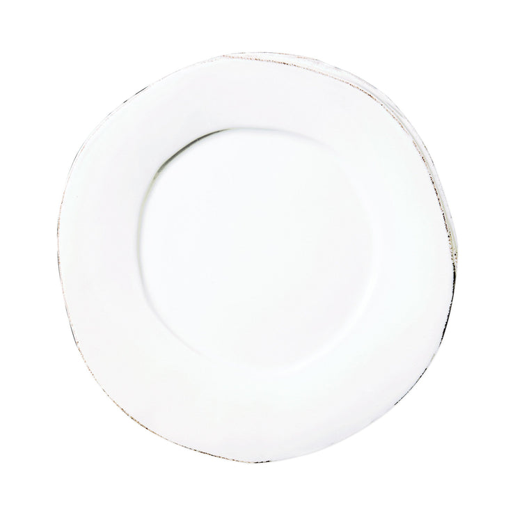Lastra European Dinner Plate by VIETRI