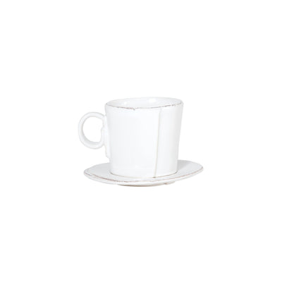 Lastra Espresso Cup and Saucer