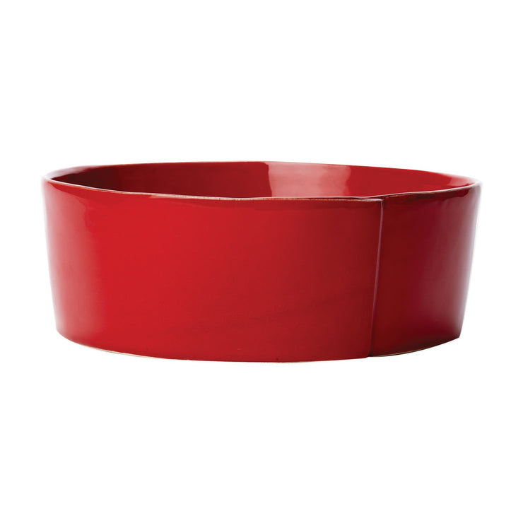 Lastra Large Serving Bowl by VIETRI