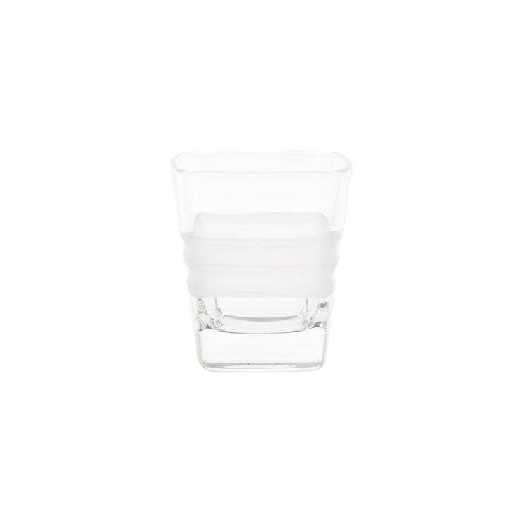Lastra Double Old Fashioned Glass by VIETRI