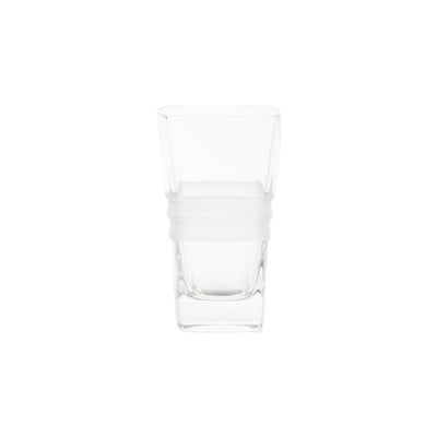 Lastra High Ball Glass by VIETRI