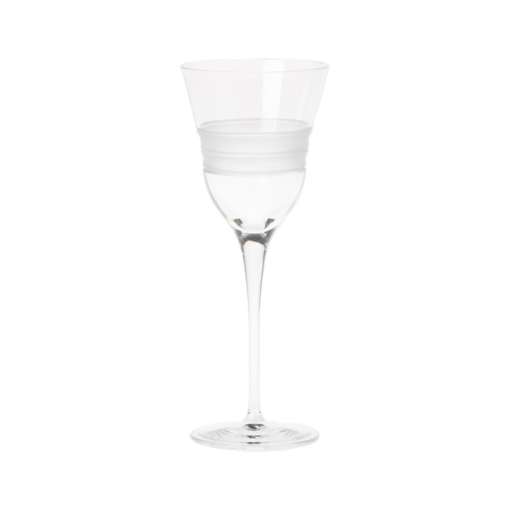 Lastra Wine Glass by VIETRI