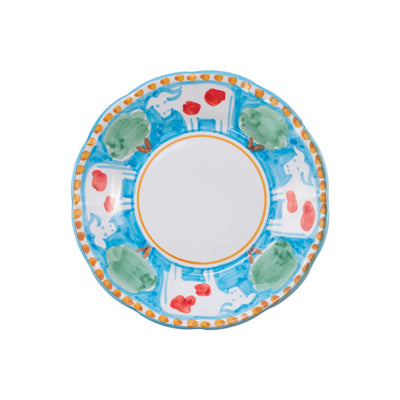 Campagna Mucca Salad Plate by VIETRI