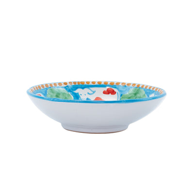Campagna Mucca Coupe Pasta Bowl by VIETRI