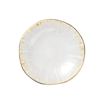Perla Bread and Butter Plate by VIETRI