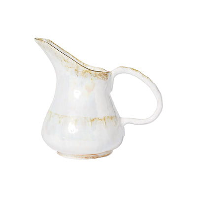 Perla Pitcher by VIETRI
