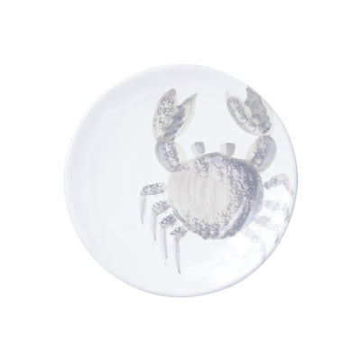 Marina Crab Salad Plate by VIETRI