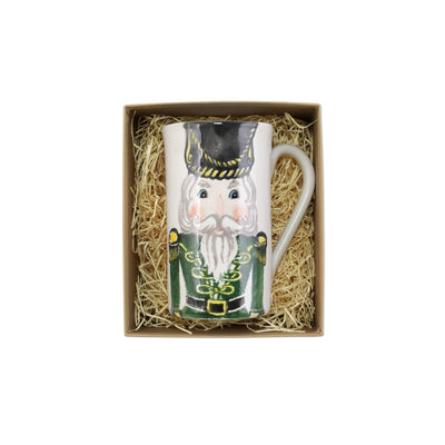 Nutcrackers Latte Mug w/ Soldier by VIETRI