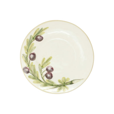 Olive Salad Plate by VIETRI