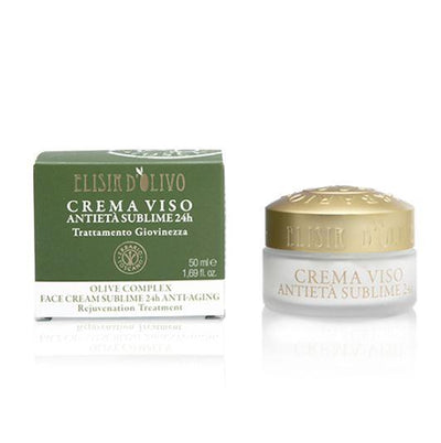 Olive Complex Anti-Aging Face Cream by VIETRI