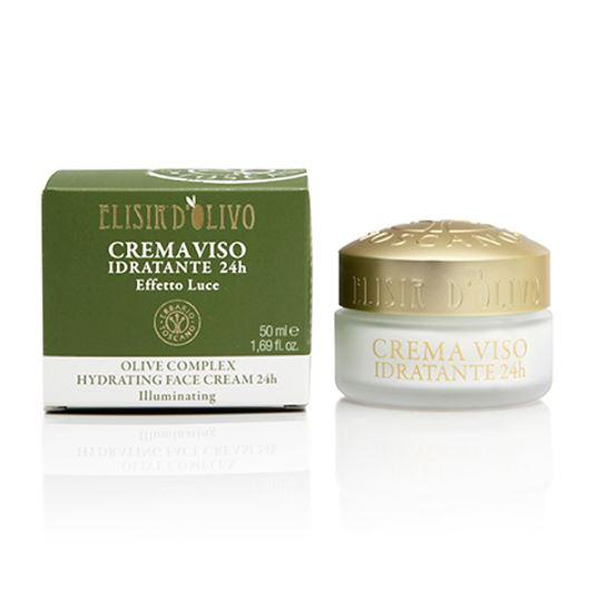 Olive Complex Hydrating Face Cream 24h by VIETRI
