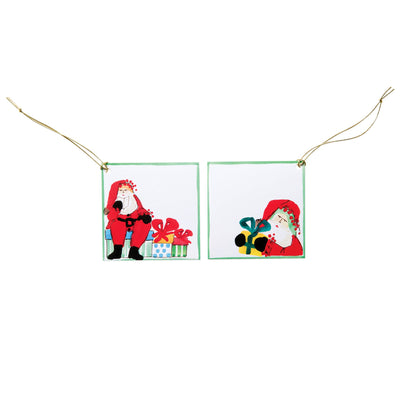 Old St Nick Letters To Santa Gift Tag Set by VIETRI