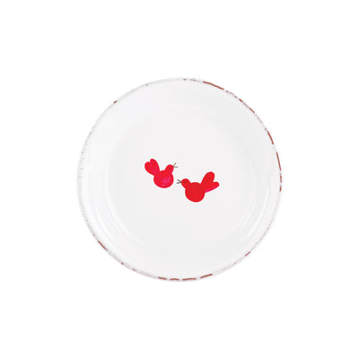 Old St. Nick Ti Penso Plate by VIETRI