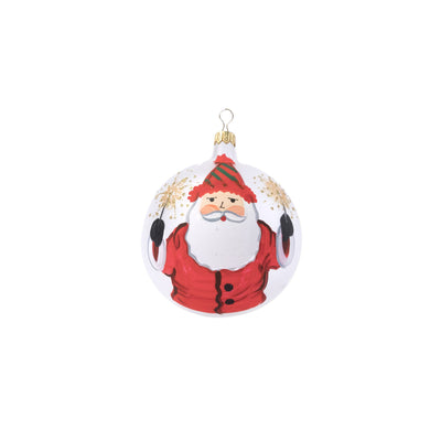 Old St. Nick 2018 Limited Edition Ornament by VIETRI