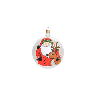 Old St. Nick 2019 Limited Edition Ornament by VIETRI