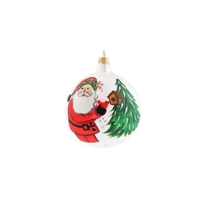 Old St. Nick 2020 Limited Edition Ornament by VIETRI