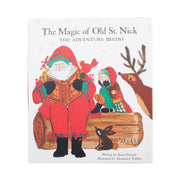 Old St. Nick The Magic of Old St. Nick: The Adventure Begins Book by VIETRI