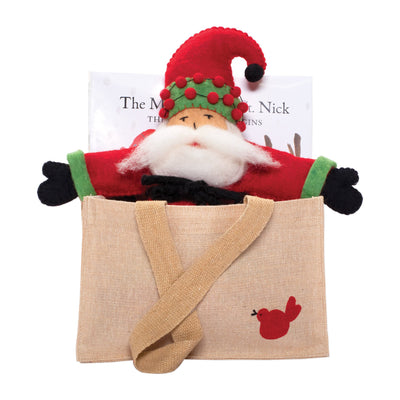 Old St. Nick The Magic of Old St. Nick: The Adventure Begins Gift Set by VIETRI
